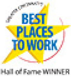 Cincinnati Children's award - Greater Cincinnati's Best Places to Work Hall of Fame winner